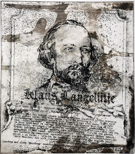 """""""Klaus Langelütje"""" Strichzustand"""