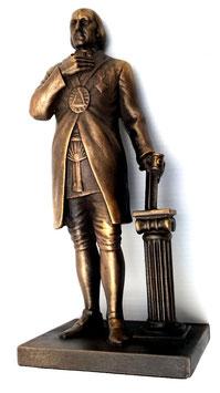 3D-Statue Schröder