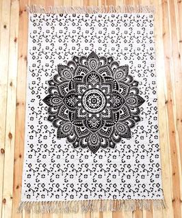 Läufer Teppich Lotus Mandala