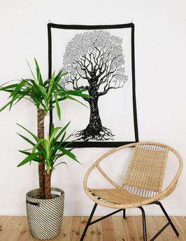 Wandposter Weltenbaum