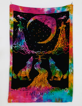 Wandposter The Moon