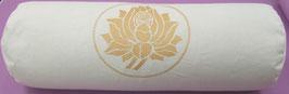 """Designer Yoga Bolster Rolle - """"Lotus"""""""