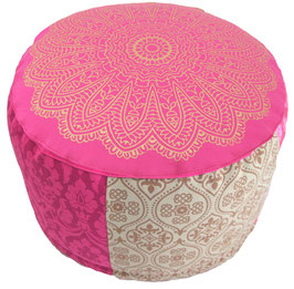 """Bhatinda"" Designer Meditationskissen Gr.L"