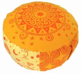 """Kleine Sonne Ur-Mandala Designer Meditationskissen Gr.M"