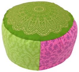 """Mirzapur"" Designer Meditationskissen Gr.M"