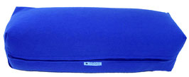 Yoga Bolster eckig  royal +