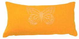 """""""Butterfly"""" sonne Designer Yoga-Universal-Genie Kissen"""
