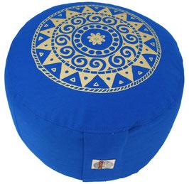 """""""Ur-Mandala Variation"""" royal Designer Meditationskissen Gr.M"""