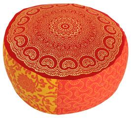 """India Sari"" Designer Meditationskissen Gr.M"