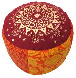 """Shivamogga Ur-Mandala"" Designer Meditationskissen Gr.L"