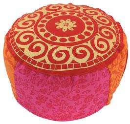 """""""Rajastan-Mandala"""" Designer Meditationskissen Gr.M"""