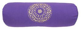 """Designer Yoga Bolster Rolle - """"Mandala"""""""