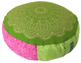 """""""Mirzapur"""" Designer Meditationskissen Yogakissen Gr.S"""