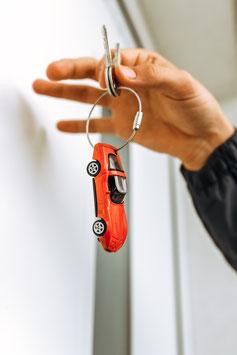 """""""Key-Cars"""": Schlüsselanhänger aus Matchbox-Miniaturen"""