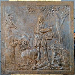 ID 269  Orpheus bezaubert die wilden Tiere mit seiner Lyra  -  Orpheus enchanting the wild animals with his lyre