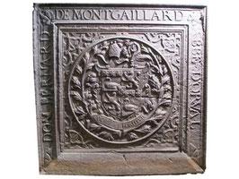 ID 124  - Wappen Dom Bernard de Montgaillard - 42. Abt von Orval - Coat of arms Dom Bernard de Montgaillard – 42th abbot of Orval ID 124