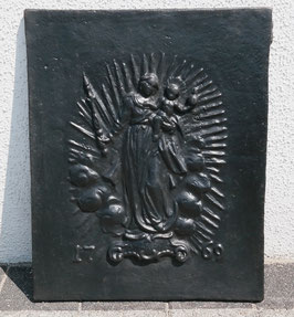 ID 56 - Madonna im Strahlenkranz 1769 - Madonna  with aureola 1769