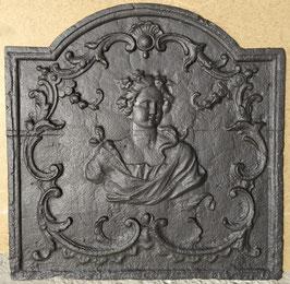 ID 224  Frauenbüste / Portrait Rokoko - Female Bust