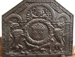 """ID 165 - Bourbonenwappen """"DM 1586""""  -  Coat of Arms of Bourbons """"DM 1586"""""""