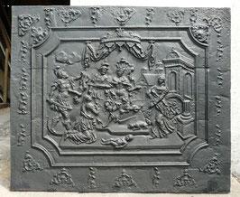 ID 106 -  Urteils des König Salomon mit großem Rand -  The Judgement of King Salomon