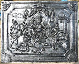 ID 118 - Salomonisches Urteil Geislautern ohne Rand - Judgement of Salomon – Geislautern, without frame