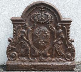 ID 19 - Bourbonenwappen - coat of Arms of France