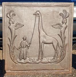 ID 276 Die Giraffe ZARAFA  -  The Giraffe ZARAFA