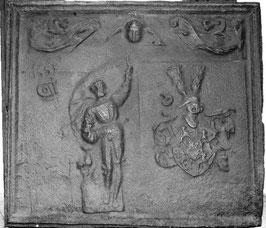 """ID 109 - Landsknecht mit dem  Wappen des Seigneur de Beauvau-Craon vom Château D'Haroué - Lansquenet """"1559"""""""