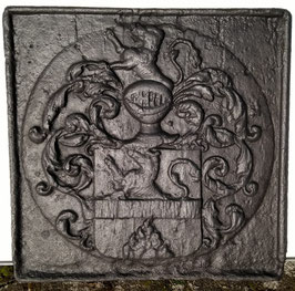ID 205:  Wappen mit Löwe  -  Unknown Coat of Arms
