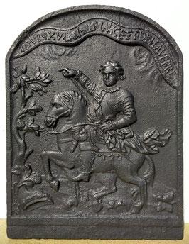 "ID 243  Ludwig XV  -  Louis XV  -  ""LOUIS XV ROI DE FRANCE ET DE NAVERRE"""