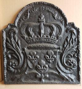 ID 258  Bourbonenwappen Louis XIV  -  Coat of Arms of LOUIS XIV - the Sun KingProduktname