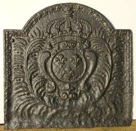ID 225  Bourbonenwappen  Louis XIV - Coat of arms of Louis XIV