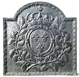 ID 238  Wappen Louis XIV  - Bourbonenwappen  -  Coat of arms of the Sun King Louis XIV