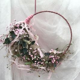 Frühlings-Loop rosa