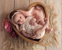 Newborn Body & Haarband