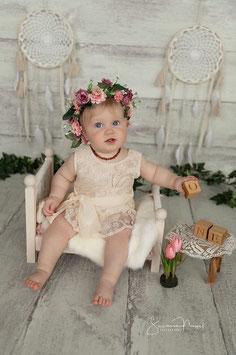 Body Sitzkinder Babyfotografie shooting Sitter Overall 6-12 & 12-18 Monate