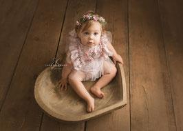 Body Sitzkinder Babyfotografie shooting Sitter Overall