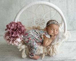 Baby Outfit für die Neugeborenen Fotografie