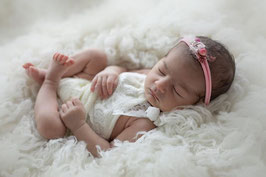 Fotoshooting Baby Fotografie PROP Haarband