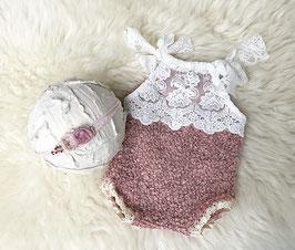 Babyfotografie Babyshooting Set Props Haarband
