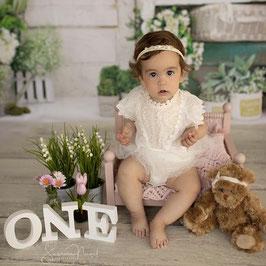 Body Sitzkinder Babyfotografie shooting Sitter Overall 6-12 / 12-18 / 18-24  Monate
