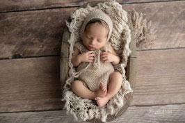 Neugeborenen Set Neugeborenen Requisiten Foto Outfit Häkel Mütze Baby Fotografie Outfit Junge Häkel Set Prop Neugeborenen Accessoires
