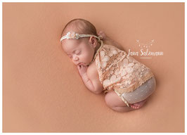 Babyfotografie Outfit Shooting Props
