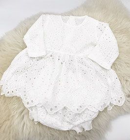 Body Sitzkinder Babyfotografie shooting Sitter Kleid und Höschen 18 - 24 Monate