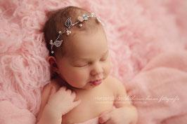 Fotoshooting Haarband Baby Fotografie Neugeborene