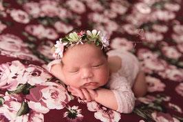 Neugeborenen Haarband, Baby Fotografie Haarband, Haarband Babyshooting, Neugeborenen Requisiten, Haarband Taufe, Haarband Fotoshooting