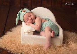 Fotoshooting Baby Fotografie PROP Mütze Body