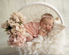 Babyfotografie Outfit & Haarband