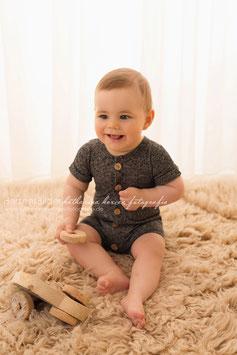 Strampler, Sitter, Romper, Foto Outfit, Baby Body ,Baby Fotografie 3 Monate / 9Monate / 12 Monate