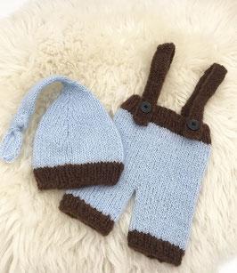 Fotoaccessoire Baby Fotografie baby mütze Neugeborenenfotografie Requisiten Baby Kleidung